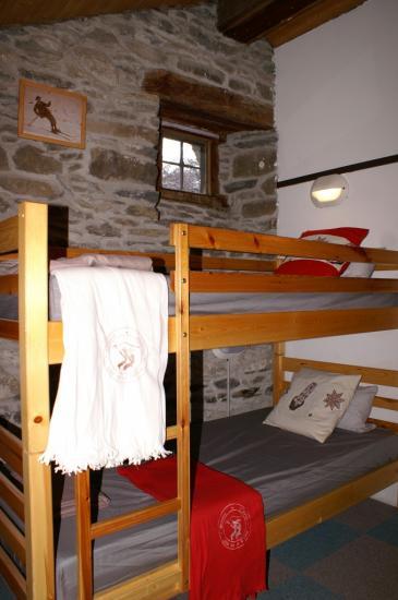 mezzanine du dortoir Tierce